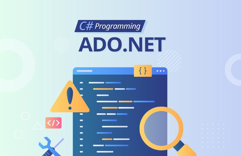 C# ADO.NET 프로그래밍