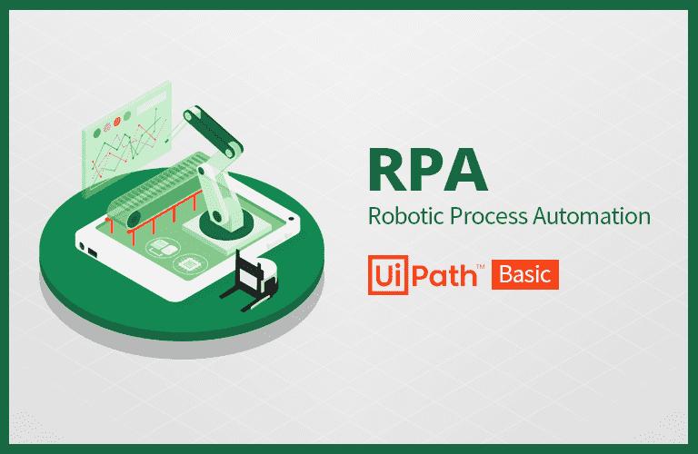 비개발자를 위한 RPA 강의 (UiPath 기본편)