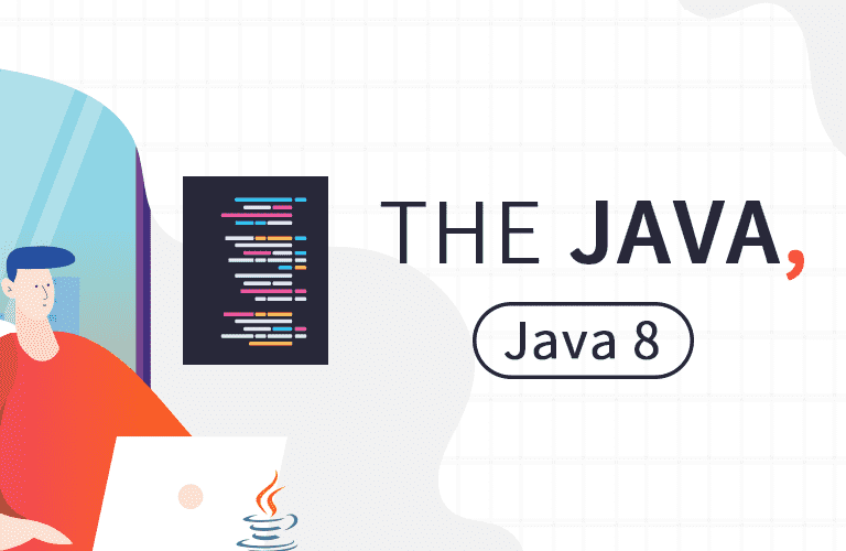 더 자바, Java 8