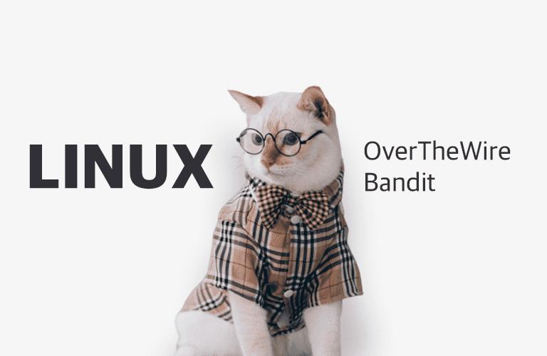 취미로 해킹#1(OverTheWire - Bandit)