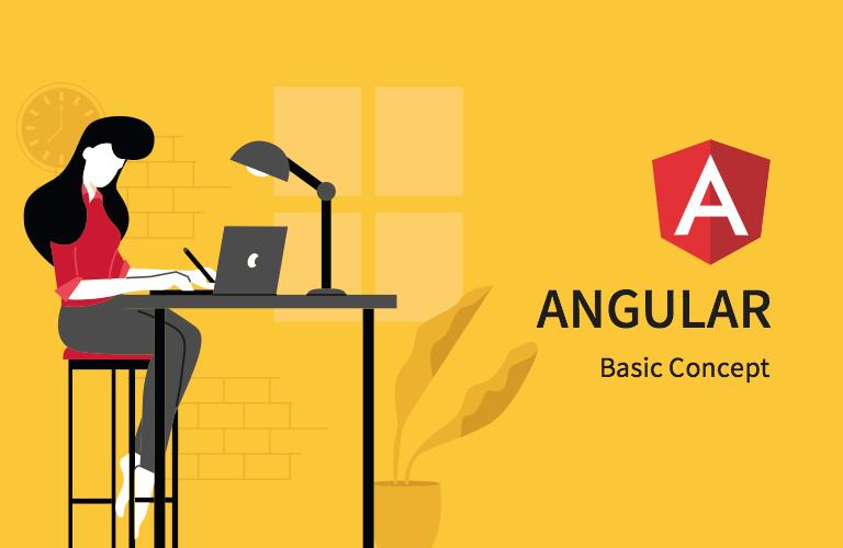 Angular(2+) Front에서 Back까지 - 앵귤러 기본
