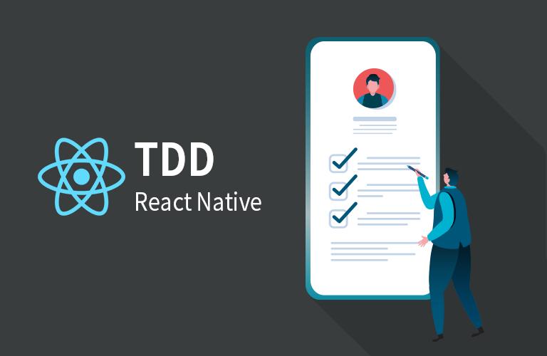 TDD 개발 방법론을 활용한 React Native 앱 개발