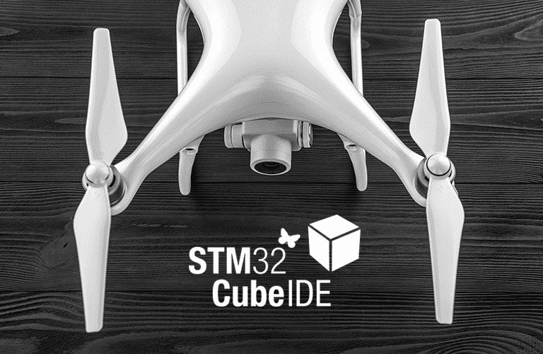 STM32CubeIDE를 이용한 STM32F4 자작드론 개발하기