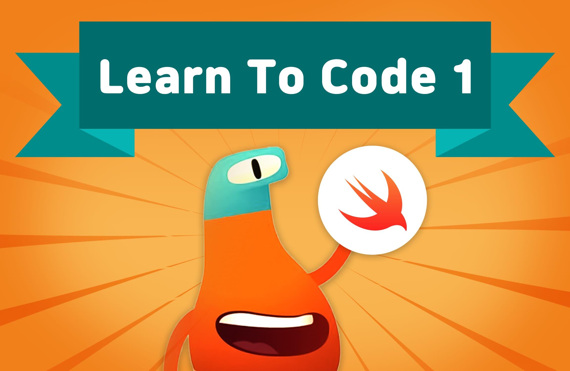 [누구나 할 수 있는] 아이패드에서 스위프트 코딩 배우기1