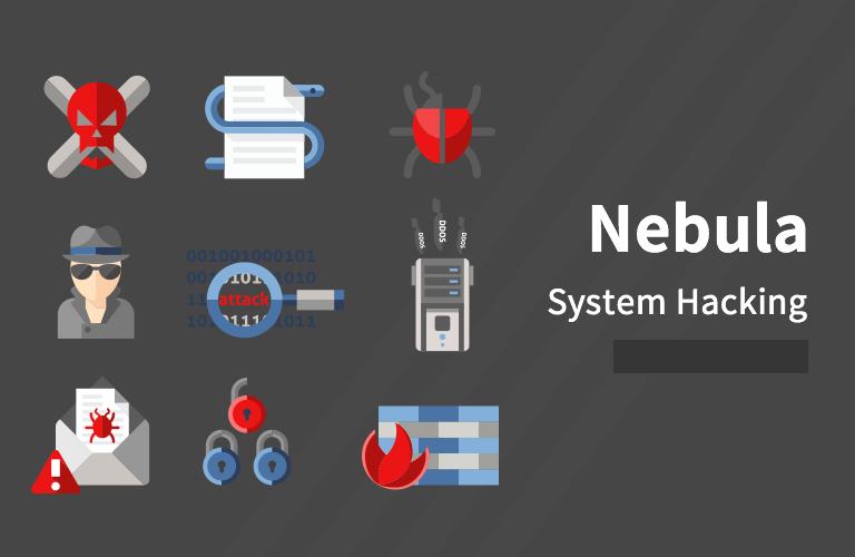 취미로 해킹#4(Nebula)