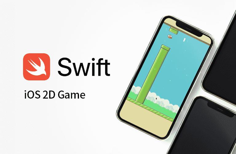 Swift로 iOS 2D 아케이드 게임 만들기