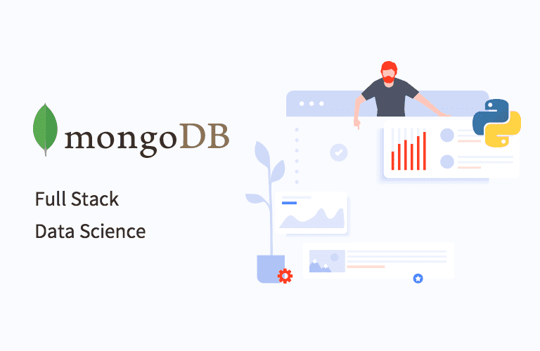 NoSQL DB (몽고DB/mongodb)  기본부터 파이썬/데이터분석 활용까지!