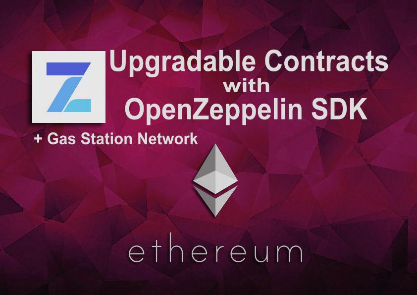 블록체인 Dapp 이더리움_오픈제펠린 SDK