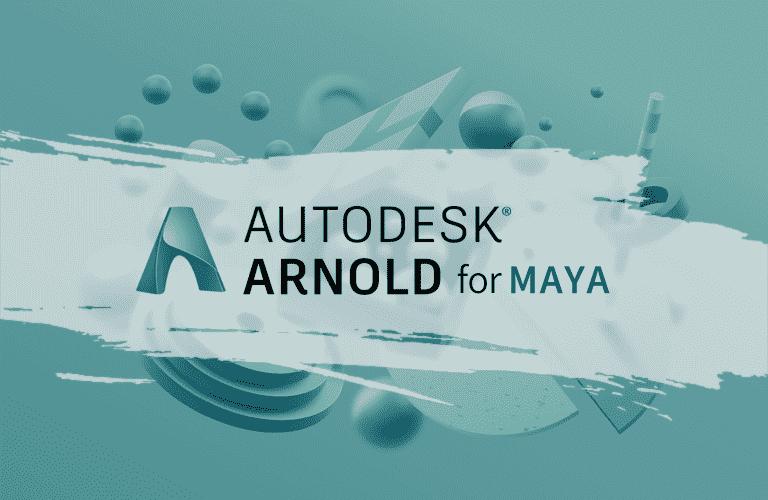 Arnold Renderer for Maya Basic