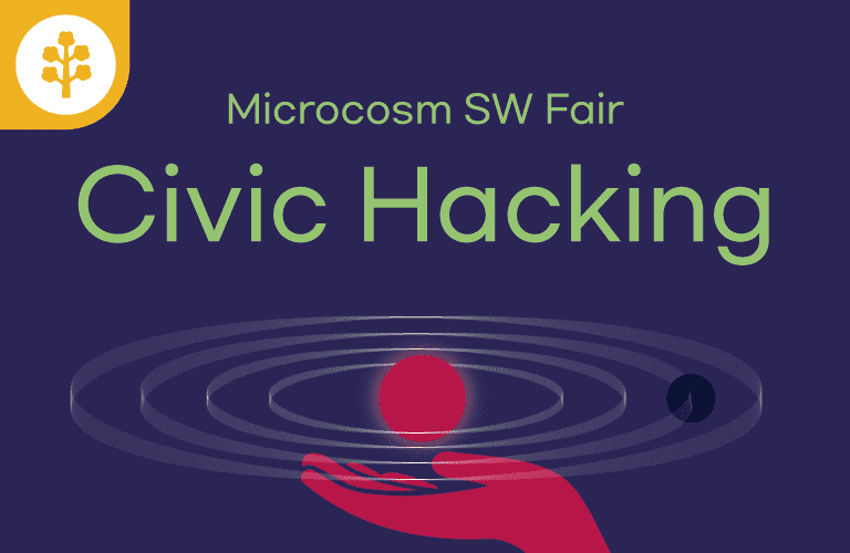 Microcosm SW Fair - 경쟁없는, 나만의 시빅해킹
