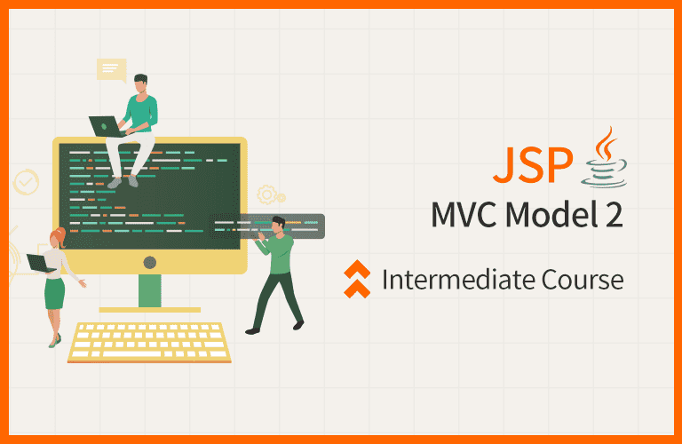 JSP WEB MVC Model2 Programming(중급 과정)