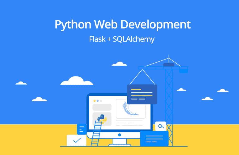 파이썬 웹 개발(Flask, SQLAlchemy 이용)