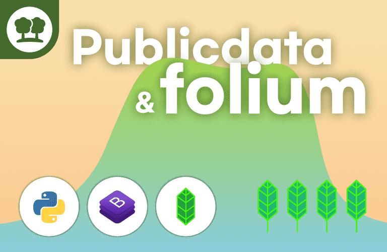 공공데이터와 Folium(Python Library)으로 만드는 제주 오름 지도 안내 서비스 강의 이미지