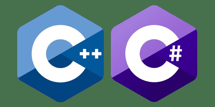 ▲ 언리얼 엔진은 C++, 유니티는 C#을 스크립터 언어로 사용하고 있어요.