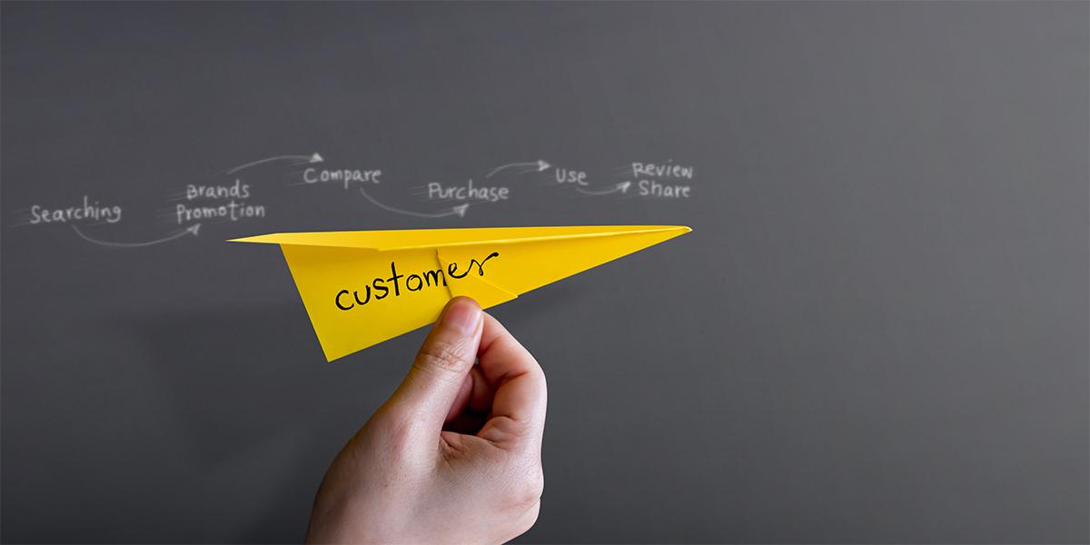 고객 경험을 개선하는 데 고객 여정 분석이 한 가지 방법이 되죠.