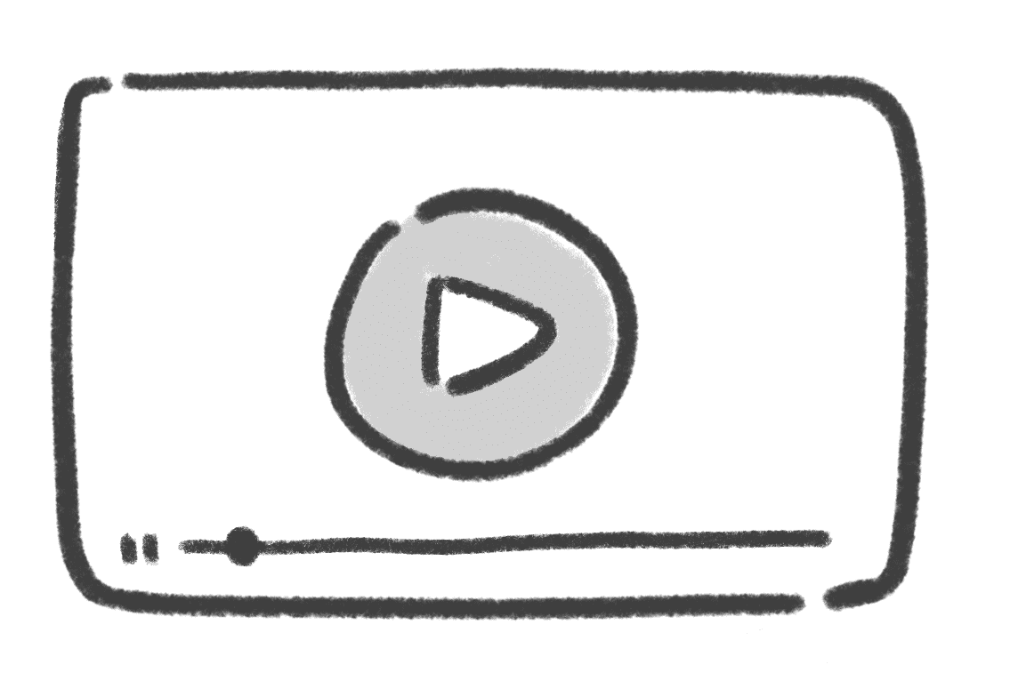 동영상 강의를 만들면 누구나 시간, 공간의 제약 없이 학습할 수 있죠.