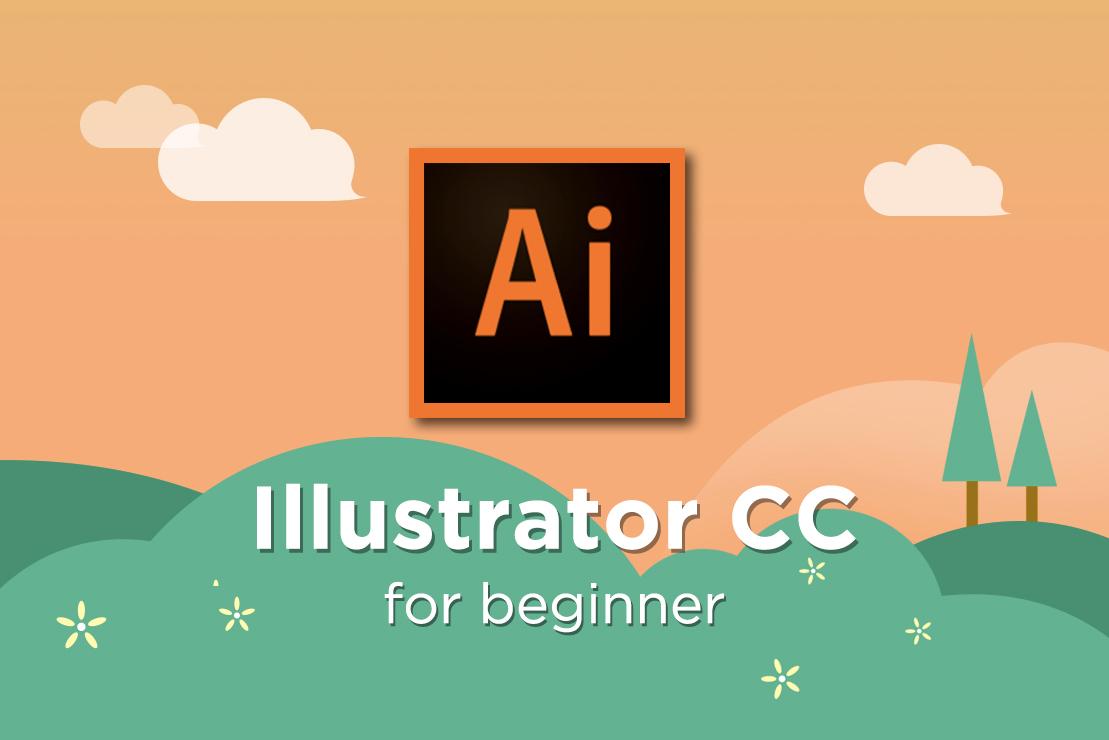 Illustrator CC - 일러스트레이터 입문부터 실전까지 한번에...