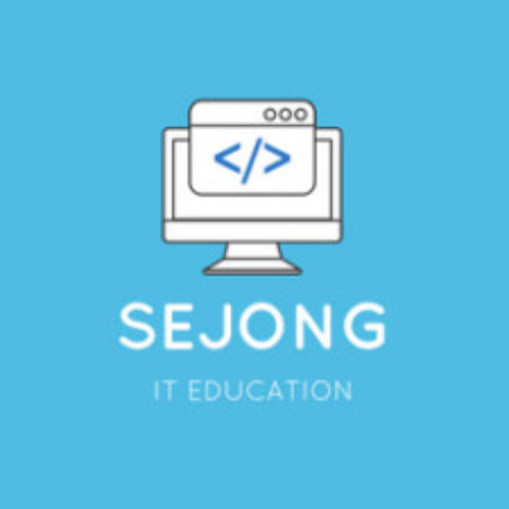 SEJONG IT EDU 프로필