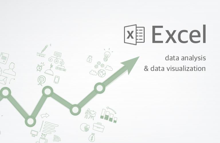 프로들만의 차별화된 엑셀 데이터 분석과 차트 시각화
