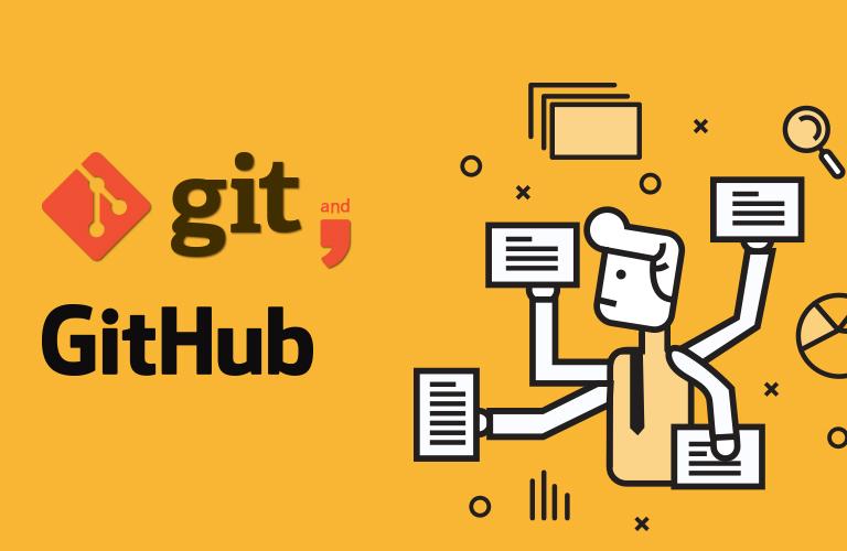 git과 github