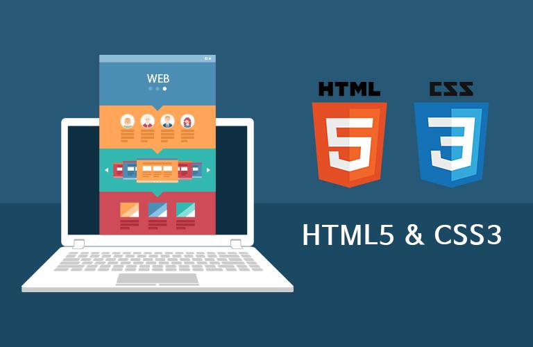 공도리의 HTML5와 CSS3를 이용한 홈페이지 개발