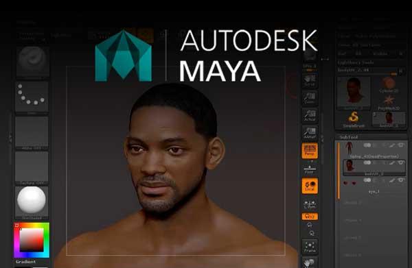 "id software 3D 아티스트 에게 배우는 ""Maya  3D 모델링 입문"""