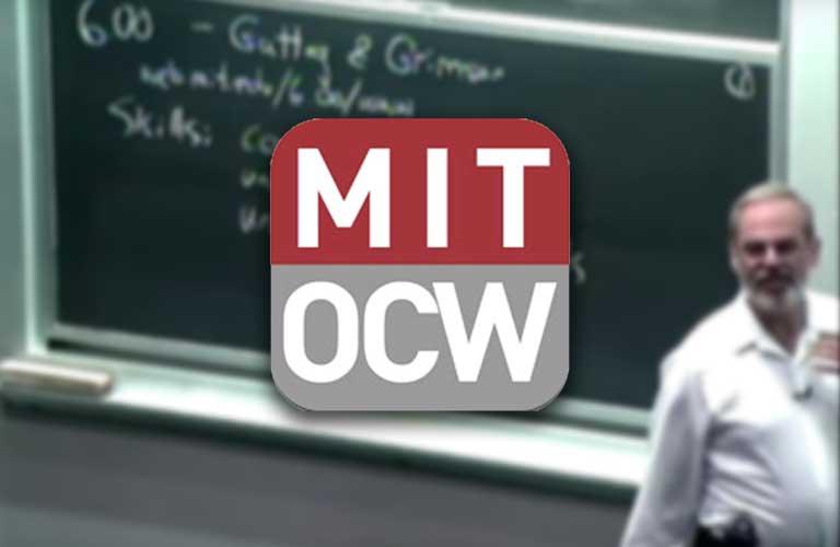 MIT 공개강좌 - 컴퓨터 과학 & 프로그래밍 입문 (python)