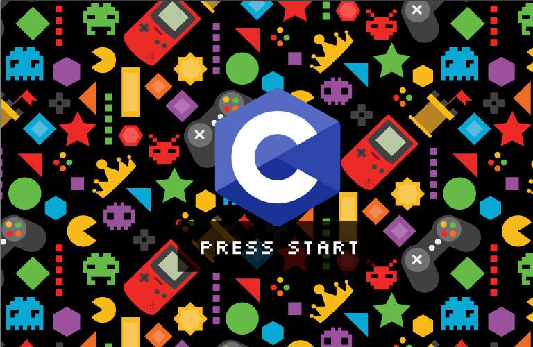 C 프로그래밍 - 입문부터 게임 개발까지