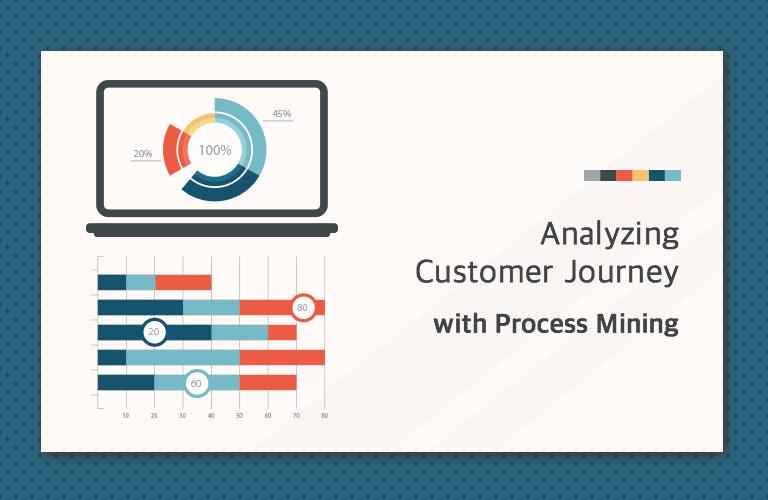 프로세스 마이닝을 활용한 고객여정분석