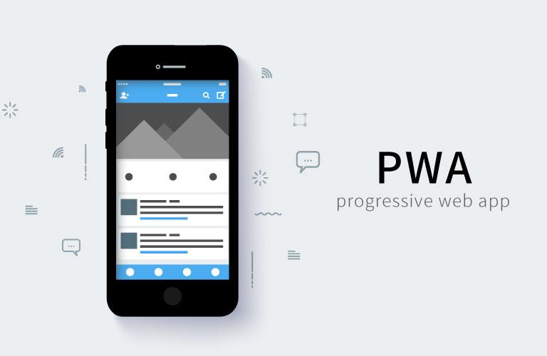 Ionic PWA (프로그래시브 웹 앱) 만들기