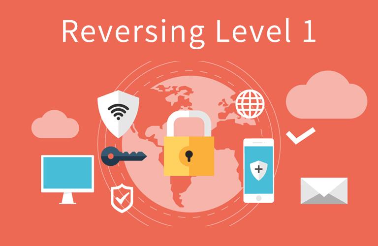 리버스쿨 Level1 - 리버싱 분석 초급과정