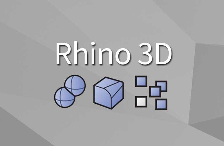 라이노 3D 모델링 실전 예제 - 향수병, Zero three 스피커 모델링