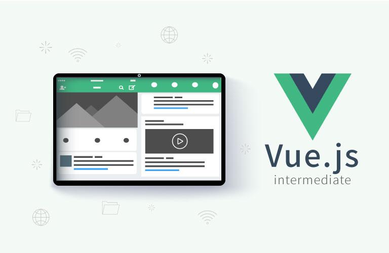 Vue.js 중급 강좌 - 웹앱 제작으로 배워보는 Vue.js, ES...