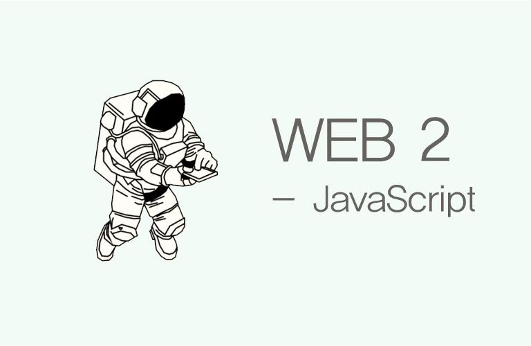WEB2 - JavaScript