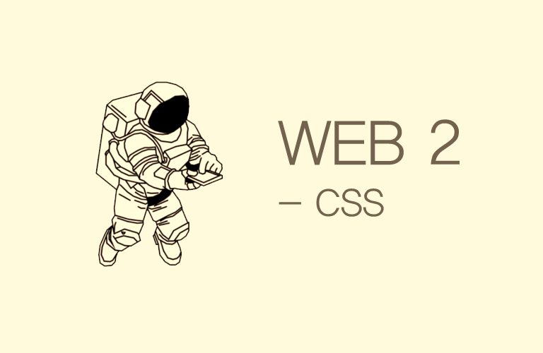 WEB2 - CSS