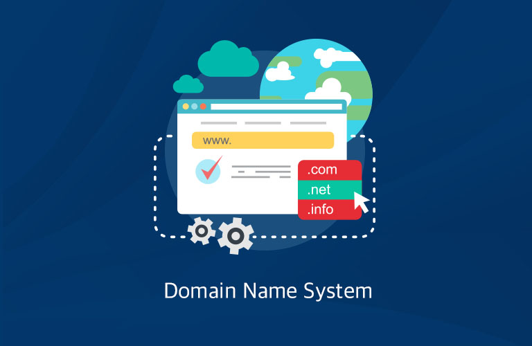 WEB2 - Domain Name System